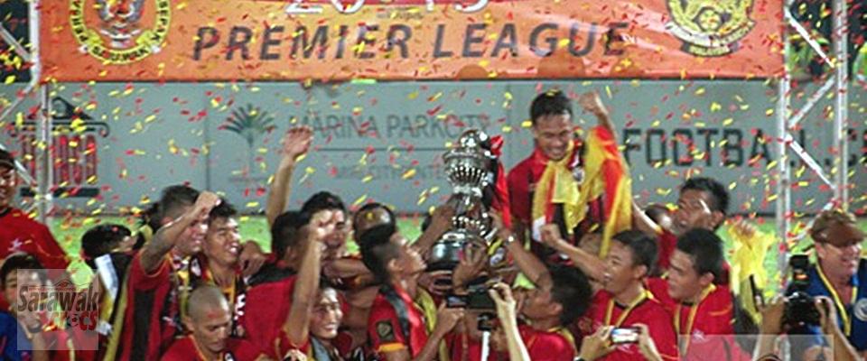 Sarawak FA Champs 1145