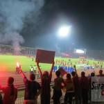 Sudarsono not amused by latest flare incident