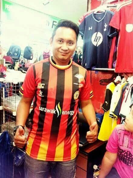 The 'leaked' Sarawak 2014 home kit