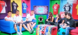 Football Overload host Sarawak players