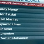 Ronny Harun gets national call up!